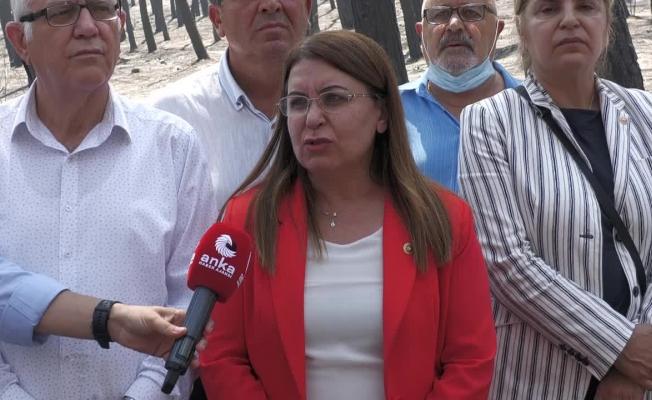 """CHP'li Karaca'dan Erdoğan'a Marmaris tepkisi: """"Yarattığın eseri tepeden görmeye mi geliyorsun?"""""""