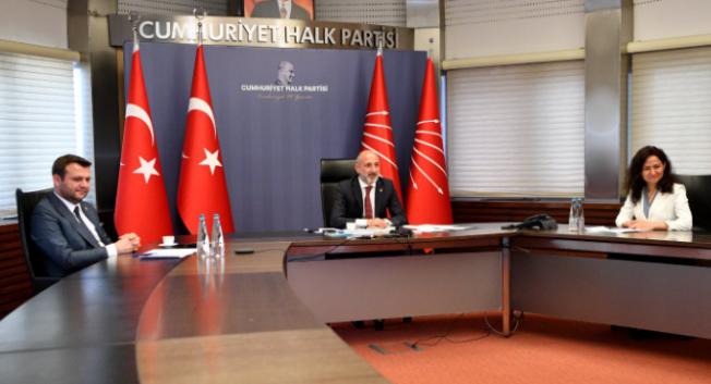 CHP'li Öztunç: ''Ecevit'i anmadan Kıbrıs Türklerinin mücadelesi anılamaz''