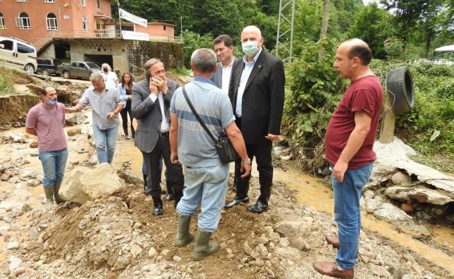 """CHP'li Torun, selin vurduğu Rize'den seslendi: """"Artık yetkililerin bu konuya bir çözüm bulması gerekiyor"""""""
