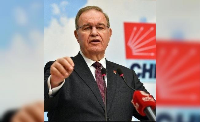 CHP Sözcüsü Öztrak'tan Erdoğan'a: Siyasette kandırılmış olmak bir mazeret değildir