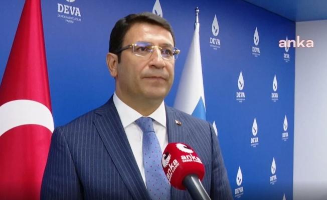 DEVA Partisi Sözcüsü Şahin: Ormanlar cayır cayır yanıyor, pilot Tarım Bakanı bakıyor