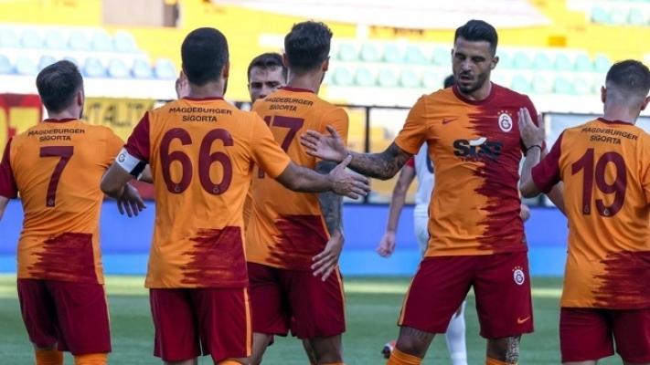 Galatasaray'dan PCR testi tepkisi: Hazırlık maçı iptal edildi
