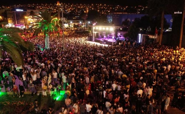 Hatay'ın ana vatana katılış festivali Kıraç konseri ile başladı
