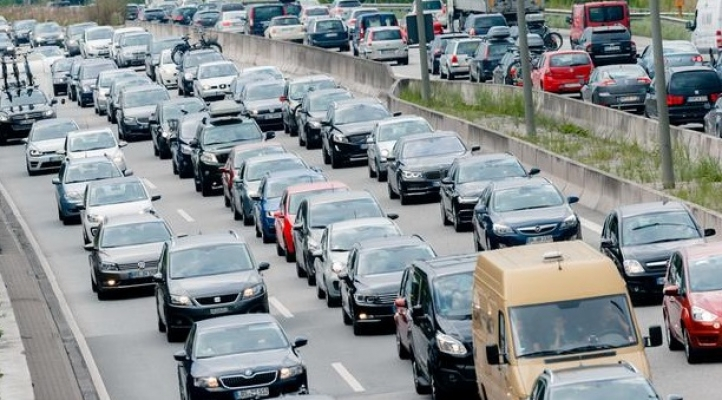 Haziran'da 104 Bin 316 Taşıtın Trafiğe Kaydı Yapıldı
