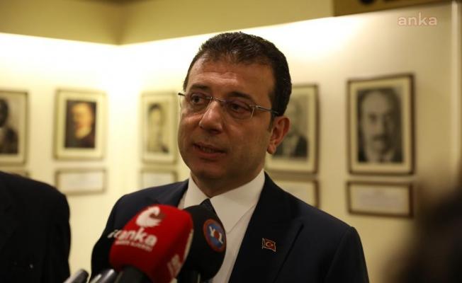 İBB Başkanı İmamoğlu: İstanbul Vakfımızın kurban bağışı kampanyası sona ermiştir