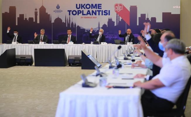 """İmamoğlu'ndan, 1000 yeni taksi teklifini reddeden UKOME'ye tepki: """"Tek dert İmamoğlu güzel bir iş yapmasın"""""""