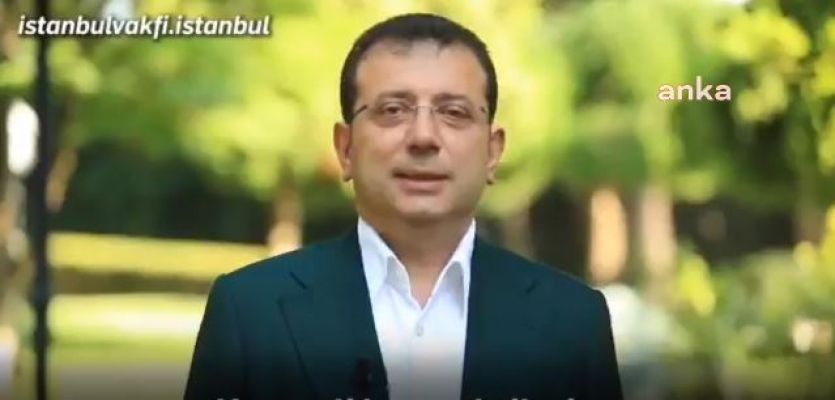 """İmamoğlu'ndan Kurban Bağışı Çağrısı; """"İstanbul'da 300 Bin Eve Hiç Et Girmiyor, Bu Evlerin Kapısını Sizin İçin Çalalım"""""""