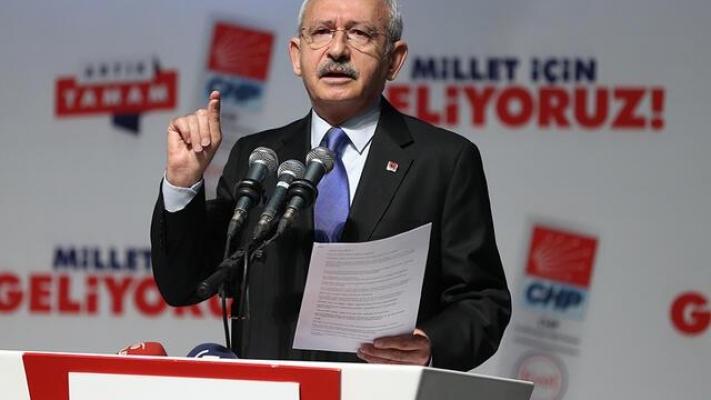 """Kılıçdaroğlu: """"Nereye harcadınız bu vatandaştan topladığınız vergileri, her seferinde kampanya"""""""