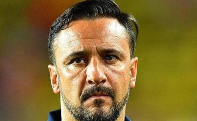"""Pereira konuşma yaptı, """"bazı oyuncuların gözleri doldu"""""""