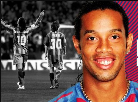 Ronaldinho: Varisim kesinlikle Neymar
