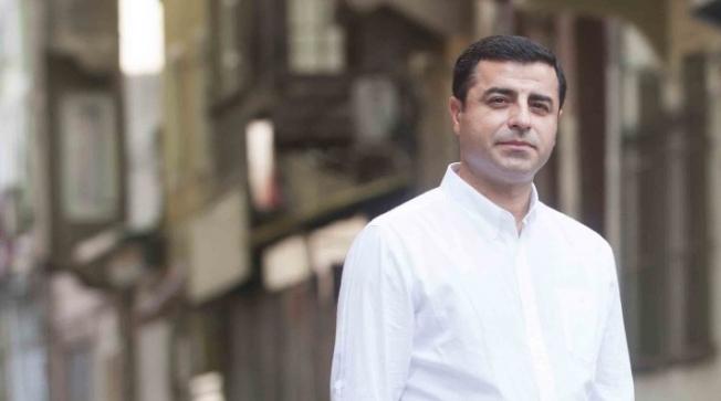 Selahattin Demirtaş'tan bayram mesajı