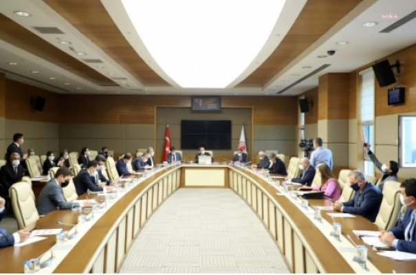 """TBMM Deprem Araştırma Komisyonu Uyardı; """"Marmara Denizi Kıyılarında Tsunami Riski!"""""""