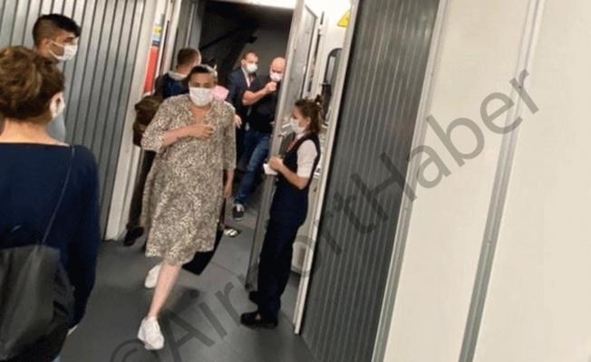 THY yolcuları yanlış uçağa bindirildi