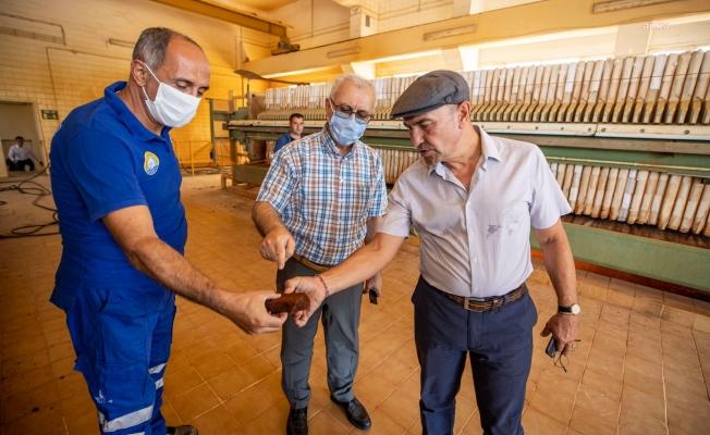 Tunç Soyer: İzmir'in suyu temiz ve güvenilir