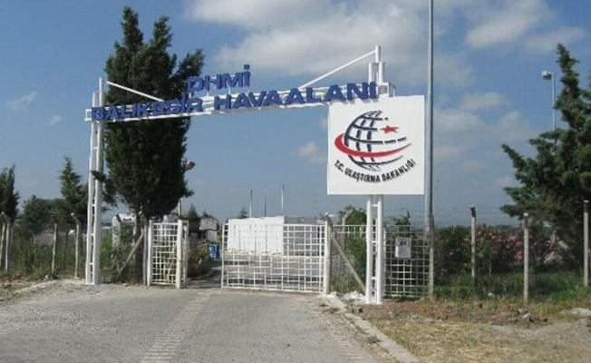 Yapımına 76 milyon TL harcanan Balıkesir Merkez Havalimanı'na 18 ayda uçak inmedi