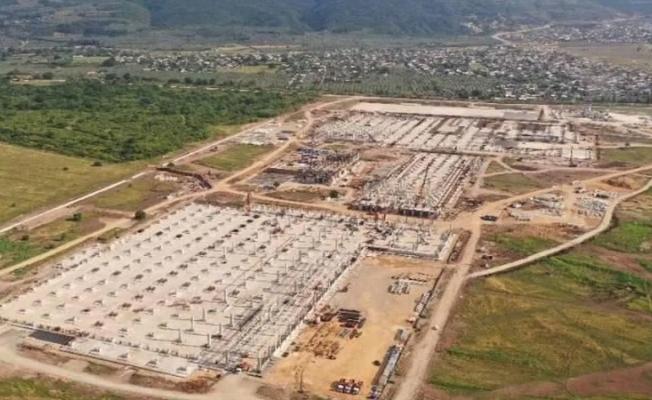 Yerli otomobil fabrikası, fay hattına 500 metre mesafede