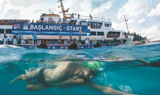33. Boğaziçi Kıtalararası Yüzme Yarışı Bu Pazar Yapılacak