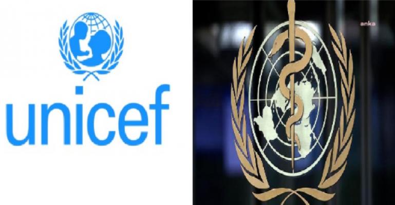 """DSÖ VE UNICEF'ten """"Okullar açık kalmalı"""" çağrısı; """"Önlemler alınarak daha güvenli hale getirilebilir"""""""