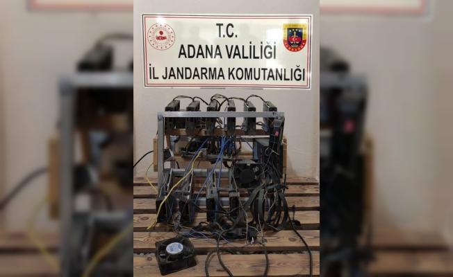 Adana'da ''Kripto Para'' Operasyonu