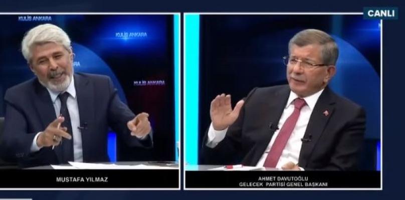 Ahmet Davutoğlu'ndan Erdoğan ve AKP açıklaması: Davet gelirse görüşürüm, herkesle görüşürüz