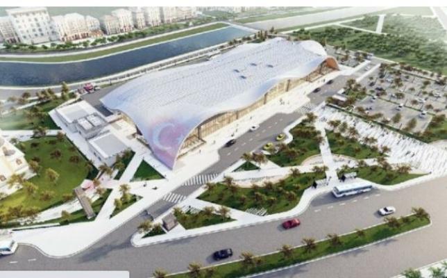 """AKP'li belediye dere yatağına yapılan terminali böyle savundu: """"Risk yok!"""""""
