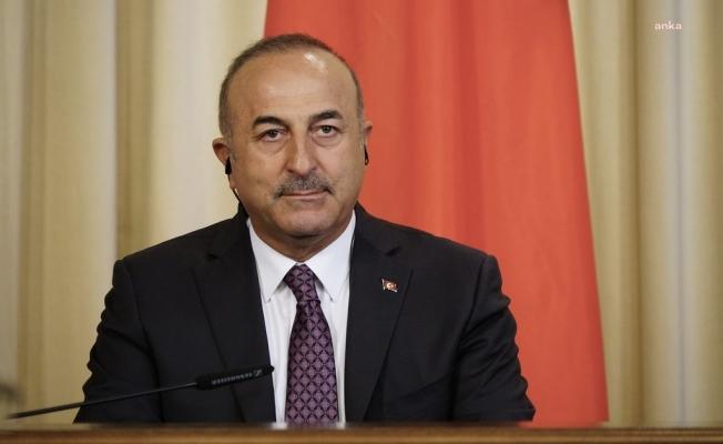 Çavuşoğlu: Kabil Havalimanı'nda güveliği bir şirket ya da bir iki devlet sağlamalı
