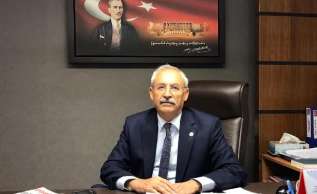 CHP'li Kaplan, Yer fıstığı üreticilerinin sorunlarını Meclis gündemine taşıdı