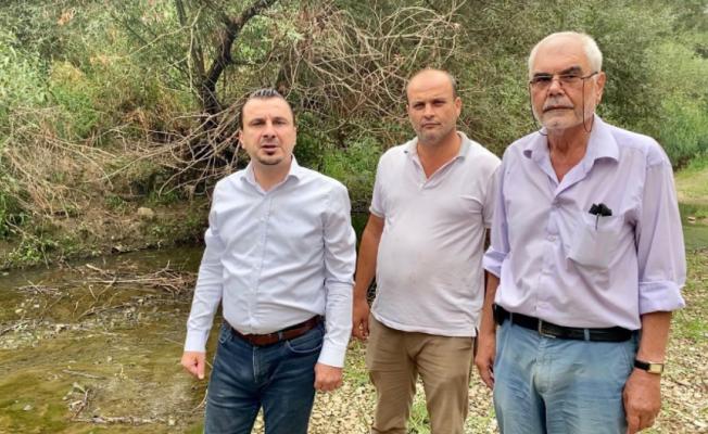 """CHP'li Başevirgen: """"Marmara Gölünden Sonra Gediz De Kurudu"""""""