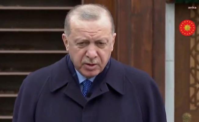 Diyanet İşleri Başkanı Erbaş'ın Cumhurbaşkanlığı anketinden Erdoğan'ın haberi var mı?