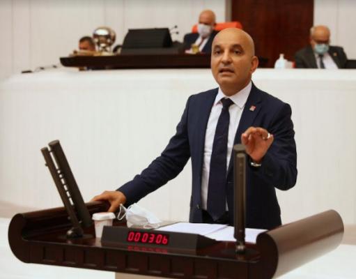 CHP'li Polat Eğirdir Gölü ve havzasının karşı karşıya olduğu tehlikeye karşı uyardı!