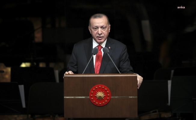 """Erdoğan'dan mülteci sorunu değerlendirmesi:"""" Tarihi fırsat Yunanistan'ın uzlaşmaz tutumu sebebiyle heba edilmiştir"""""""