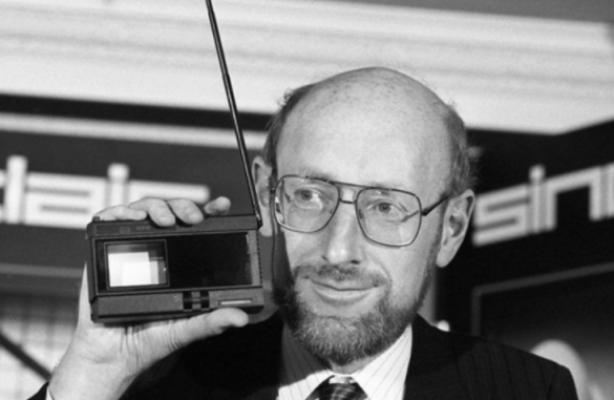 Ev bilgisayarlarının mucidi Clive Sinclair yaşamını yitirdi