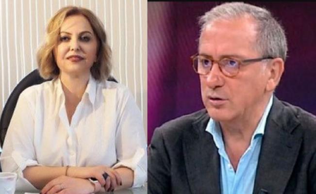 Fatih Altaylı'dan Prof. Esin Şenol'a destek; Aşı karşıtlarının maskesini bir bilim kadını aşağı indirdi