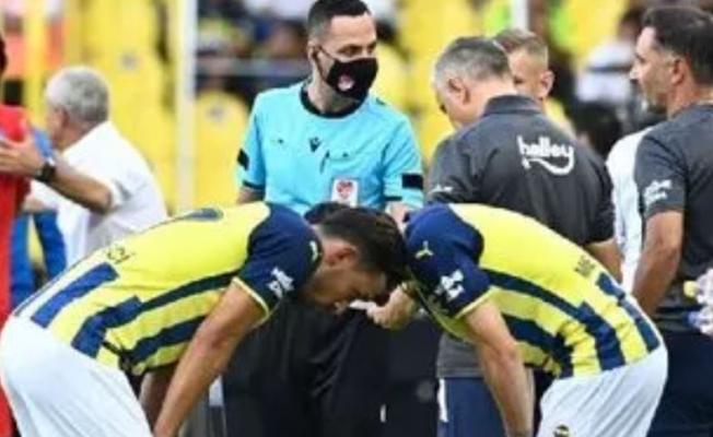 Fenerbahçe'de 4 haftada 10 isim sakatlandı