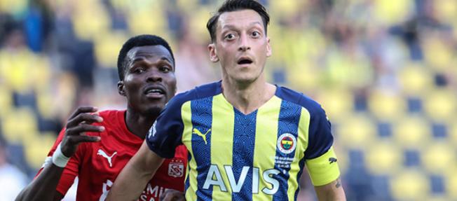 Fenerbahçe, Fenerbahçe, İlk Puan Kaybını Sivasspor Karşısında Yaşadı!