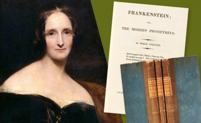 Frankenstein'ın ilk kopyası rekor fiyata satıldı