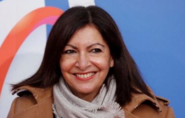 Fransa'da Paris Belediye Başkanı Anne Hidalgo, cumhurbaşkanlığı seçimi için adaylığını açıkladı