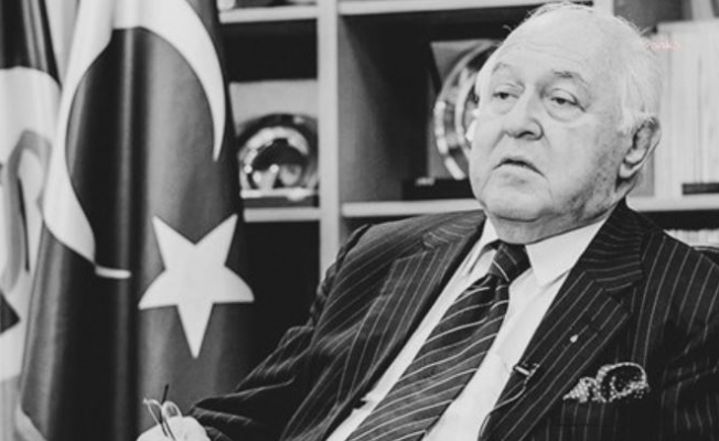 Galatasaray'ın 35. Başkanı Duygun Yarsuvat Hayatını Kaybetti