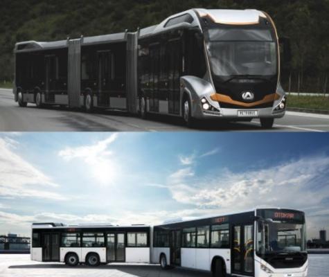 İBB, Metrobüs Filosunu Yenilemek İçin 160 Yeni Otobüs Alıyor