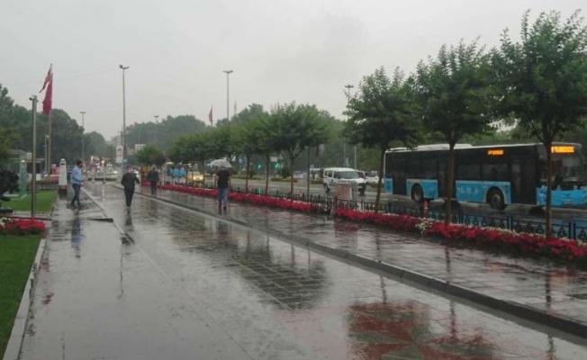 İstanbul'a Sel Uyarısı!