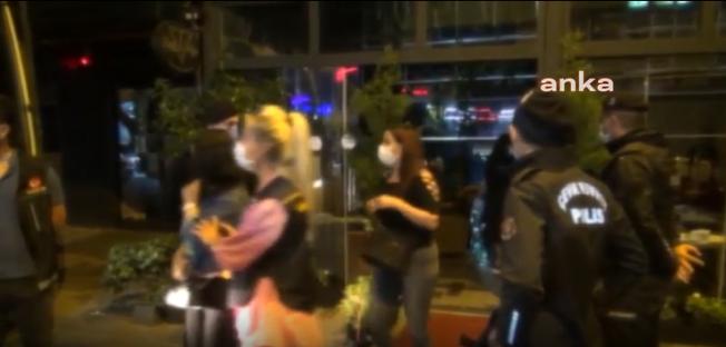İstanbul'da Fuhuşa Zorlanan 62 Kadın Kurtarıldı