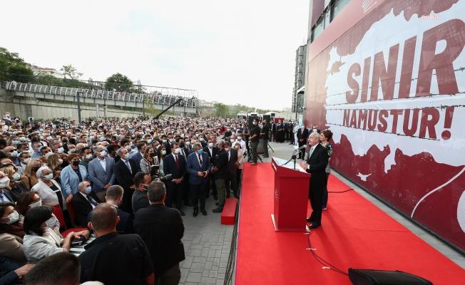 Kılıçdaroğlu: Dünyada en köklü siyasi partilerden birisi CHP'dir. Önümüz açık, hiçbir engel yok. Sadece çalışacağız, anlatacağız