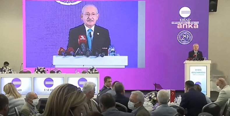 """Kılıçdaroğlu; """"Geçen Yüz Yıldan Ders Çıkararak Gelecek Yüz Yılı İnşa Etmeliyiz"""""""