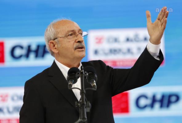 Kılıçdaroğlu: İktidarını 12 Eylül'e borçlu olanlar darbelerle hesaplaşamaz