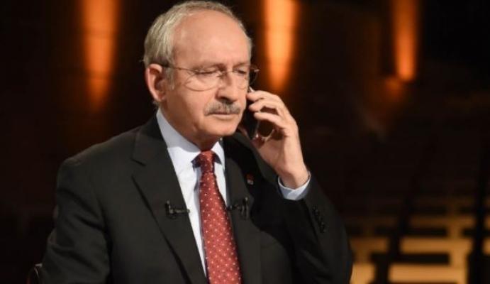 Kılıçdaroğlu'ndan Yavaş'a Tebrik Telefonu!