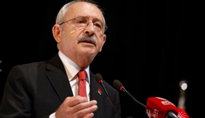 Kılıçdaroğlu: Şu anda Türkiye'yi yönetenler çoklu organ yetmezliğiyle karşı karşıya!