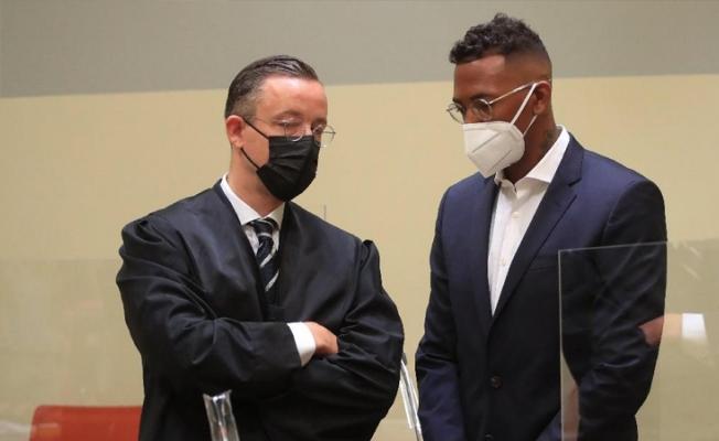Kız arkadaşına şiddet uygulamıştı! Boateng'e 1.8 milyon euro para cezası