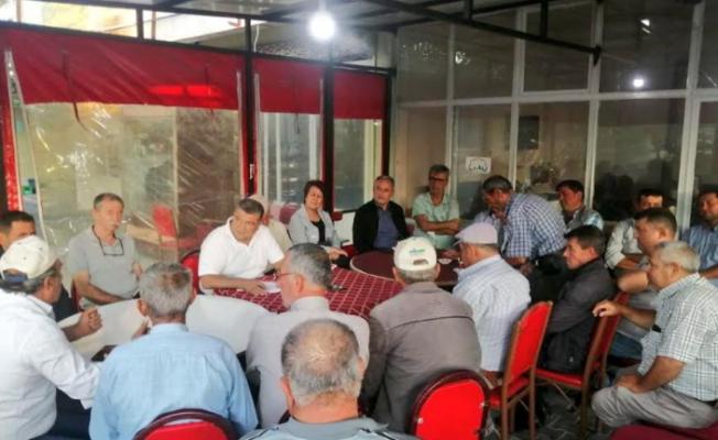 """Milletvekili Sındır; """"Kırsalda yürütmenin boşluğunu CHP'li belediyelerimiz dolduruyor"""""""