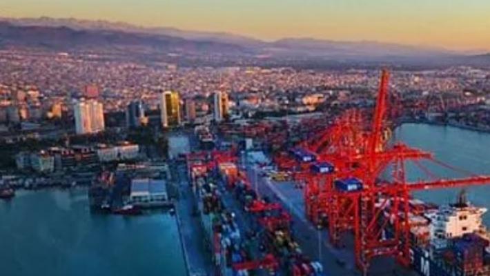 Murat Ağırel, Mersin Limanı'na dikkat çekti; Bu ipin ucu nereye uzanıyor