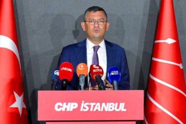Özgür Özel; Cesur Bir Savcı Türkiye'de Bulunamıyor, Adalet Bakanı Gül Yargı Bağımsızlığından Dem Vuruyor
